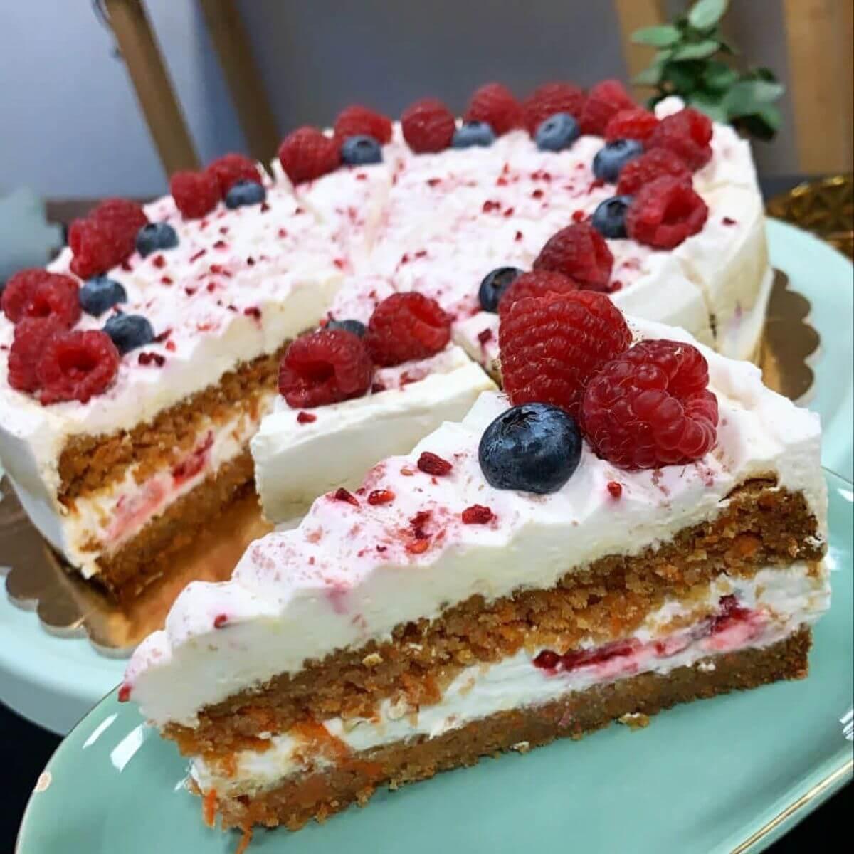 Vegánska torta